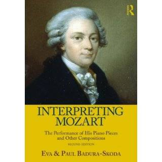 Performance Practices in Classic Piano Music Their Principles and
