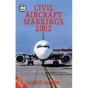 Civil Aircraft Markings (Ian Allan ABC) (9780711028456