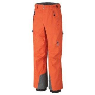 Polo Ralph Lauren RLX Mens Ski Snowboard Pants Orange Small: Clothing
