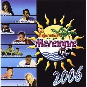 Los Mejores del Merengue 2006 Various Artists Music