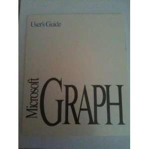 Microsoft Version 3.0 Graph Users Guide Books