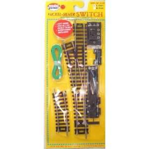 Left Remote Switch train track Ho scale  Toys & Games