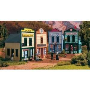 STORE   PIKO G SCALE MODEL TRAIN BUILDING KIT 62234: Toys & Games