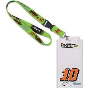 NASCAR Danica Patrick Credential Holder