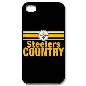 Pittsburgh Steelers iPhone 4/4s Cases Steelers football
