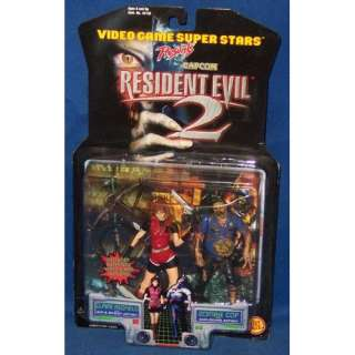 Stars Presents Capcom Resident Evil 2 Action Figures Toys & Games