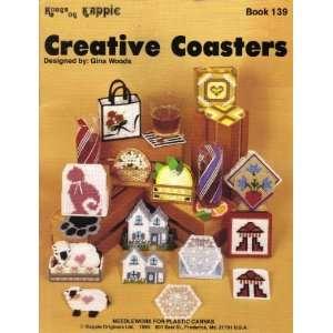 Creative Coasters   Plastic Canvas   Kount on Kappie Book