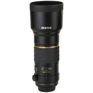 New PENTAX 21760 DA 300MM F/4 ED (IF) SDM TELEPHOTO LENS