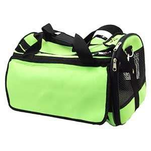 Fashion Pet Travel Gear Carrier   Green  Size SMALL
