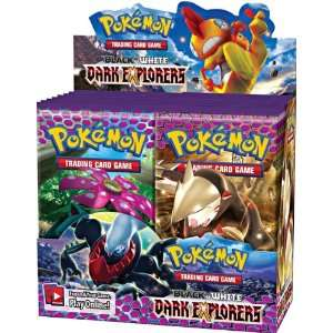 Pokemon (Black & White 5) DARK EXPLORERS Booster Box  Toys & Games
