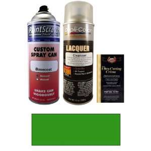 12.5 Oz. Poison Ivy Metallic Spray Can Paint Kit for 2010