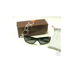 Spy Optic Sunglasses Curtis Black Gray Polarized