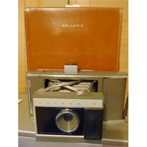 Vintage Polaroid J66 Folding Land Camera