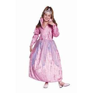 Pink Fairy Princess   Child Large Costume Toys & Games