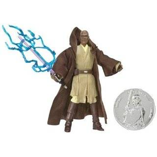 Star Wars Clone Wars Mace Windu Action Figure Toys & Games