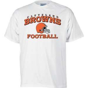 Cleveland Browns Youth Stacked Helmet T Shirt  Sports
