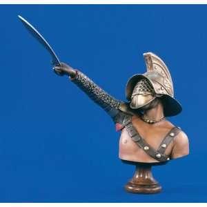 Roman Gladiator Resin Bust Verlinden Toys & Games