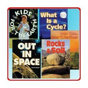 Childcraft Earth Science Big Books Set of 5