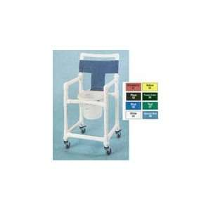 Innovative Medical Shower Chair Commode 20Clearance Wine Curved Back