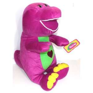 Barney Plush Singing I Love You Song 24 Toys & Games