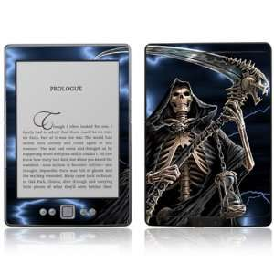 The Reaper Skull Design Decorative Skin Decal Sticker for