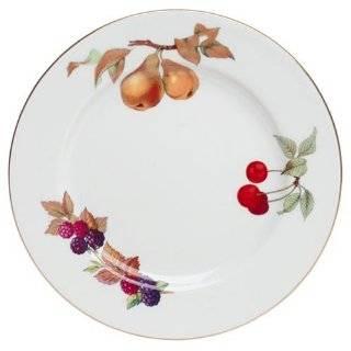 Royal Worcester Evesham Gold Porcelain 15 by 12 inch Oval Platter