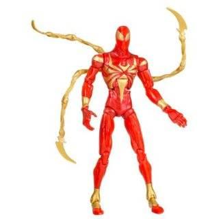 Spider man Classic Heroes Figure Assortment   IRON SPIDER