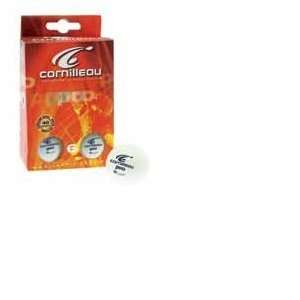 Pro Table Tennis Balls (6) 40mm