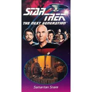 Star Trek   The Next Generation, Episode 43: Samaritan Snare [VHS