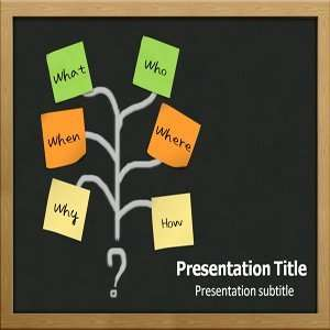 Decision Tree Powerpoint Templates   Decision Tree Backgrounds for