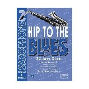 Blues / Jazz Duets Book 2 for Alto or Tenor Sax Musical Instruments