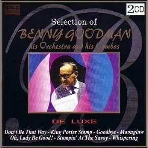 Selection of Benny Goodman Music