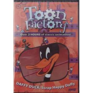 Scrap Happy Daffy Daffy Duck, Bugs Bunny, Three Stooges Movies & TV