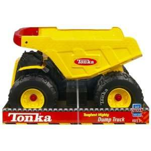 Tonka Toughest Mighty Truck (Handle Color May Vary) : Toys & Games