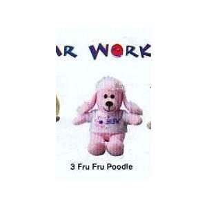 McDonalds Happy Meal Build A Bear Workshop Fru Fru Poddle Toy #3 Toys