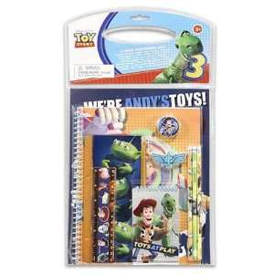 Study Kit 11 Piece Toy Story 3 in PVC Case Pack 12