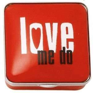Halcyon Days Enamels The St. Valentines Day Collection Love Me Do Box