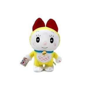 Doraemon Walking Plush Doll   14 Dorami: Toys & Games