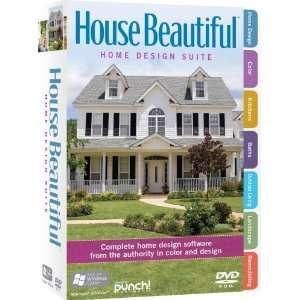 House Beautiful Home Design Suite [Old Version] Software