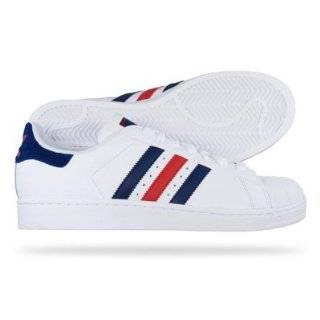 Adidas Originals Superstar 2 White/Blue Womens Sneakers Shoes