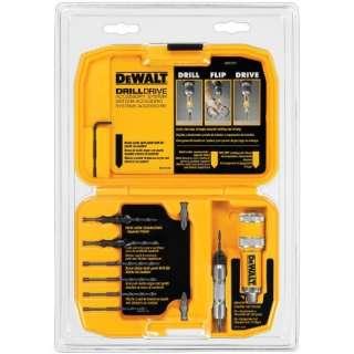 DEWALT DW2735P Drill Flip Drive Kit, 12 Piece Home