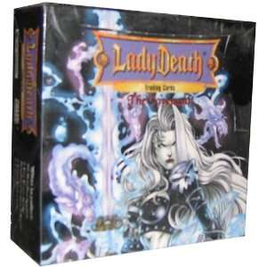Lady Death Covenant Trading Cards   24P: Everything Else