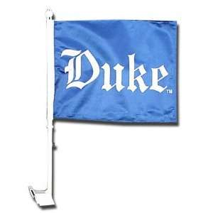 Duke Blue Devils Car Flag Sports & Outdoors