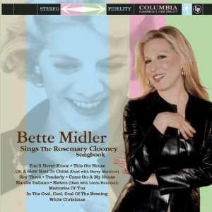 Bette Midler Sings The Rosemary Clooney Songbook Music
