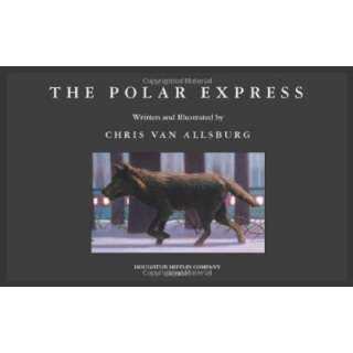 The Polar Express (0046442389495) Chris Van Allsburg