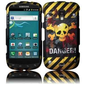 Danger Design Hard Case Cover for Samsung Galaxy S Aviator