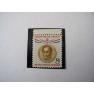 Stamp, S#1111, Simon Bolivar, Champion of LIberty Everything Else