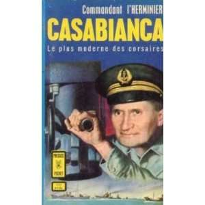 Casabianca: Commandant Lherminier: Books