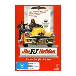 The FJ Holden aka The F.J. Holden All Regions PAL Unrated