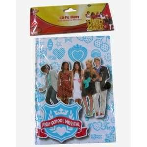 Disney High School Musical Diary w/ Snap Toys & Games
